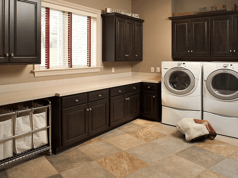 LAUNDRY ROOM FLOORING